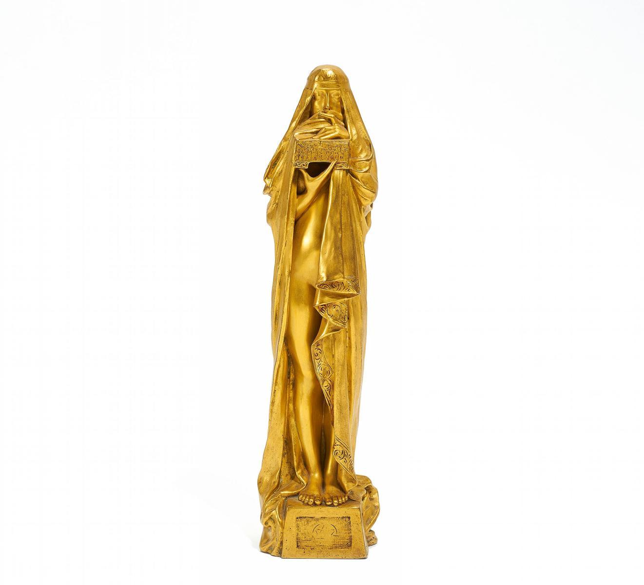 Figur \'Le Secret\' von Paris – Kaufen & Verkaufen   VAN HAM ...