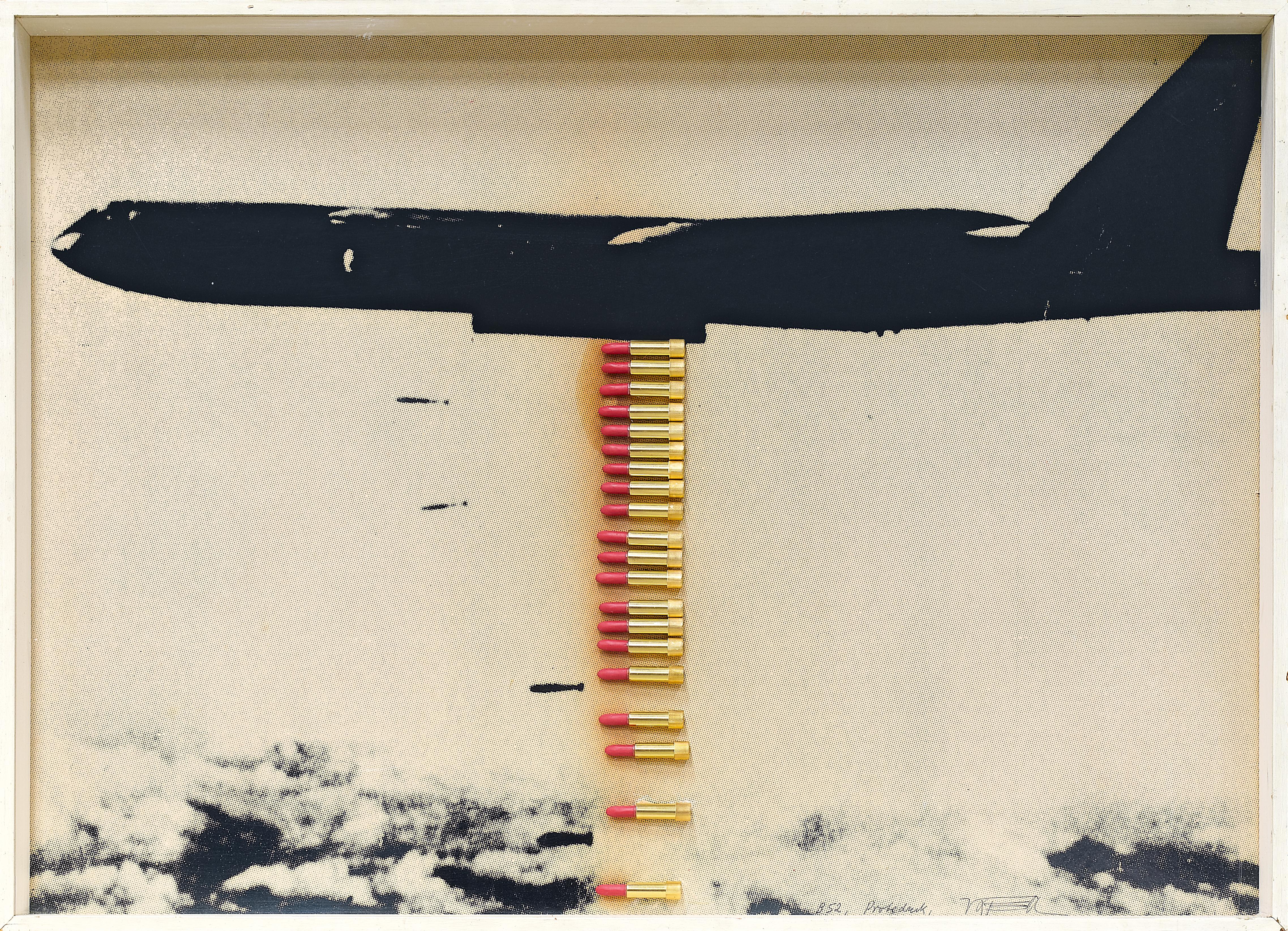 Auktion 317 Los 463 Von Wolf Vostell Kaufen Verkaufen Van Ham