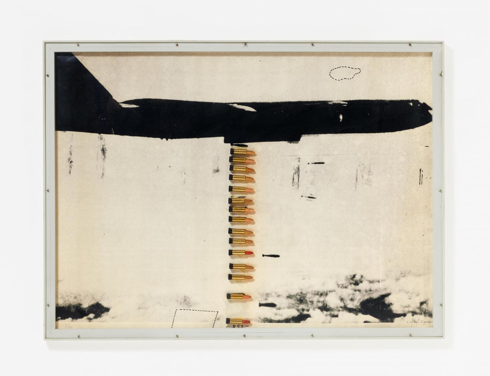 B52 Von Wolf Vostell Kaufen Verkaufen Van Ham Kunstauktionen