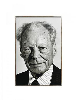 Willy Brandt, Auktion 419 Los 163, Van Ham Modern | Post War | Contemporary