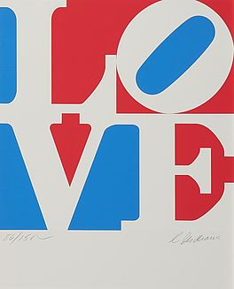 LOVE, Auktion 1041 Los 44, Van Ham ONLINE ONLY | Prints and Multiples