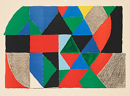 Composition horizontale, Auktion 1065 Los 31, Van Ham ONLINE ONLY | Modern Art
