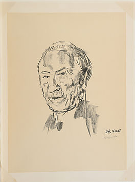 Konrad Adenauer, Auktion 1011 Los 45, Van Ham ONLINE ONLY | Art of the 20th...