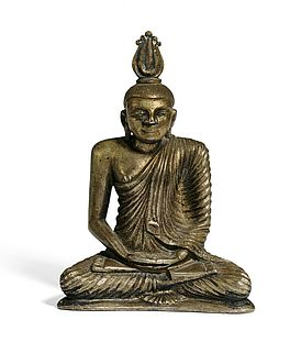Buddha Samadhi, Auktion 446 Los 59, Van Ham Asian Art (28.05.2020)