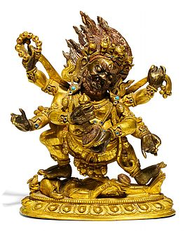 Sadbhuja Mahakala, Auktion 446 Los 42, Van Ham Asian Art (28.05.2020)