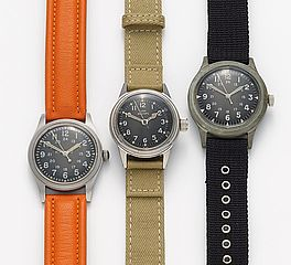 Hamilton, Benrus Watch Co., Auktion 386 Los 228, Van Ham Dekorative Kunst