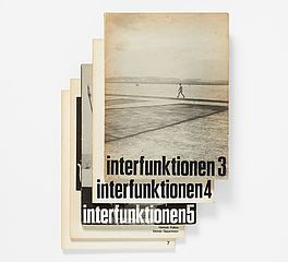 Konvolut interfunktionen 3 - 7, Auktion 372 Los 1178, Van Ham Moderne und...