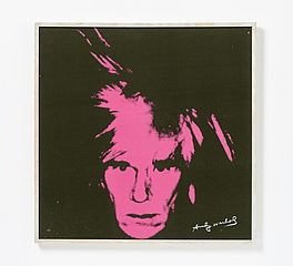 Andy Warhol pink, Auktion 383 Los 1160, Van Ham Discoveries