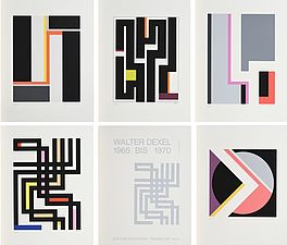 Walter Dexel, 1965 bis 1970, Auktion 1015 Los 73, Van Ham ONLINE ONLY | Art of...