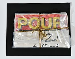 Pour Journal, Wrapped, Auktion 1022 Los 29, Van Ham ONLINE ONLY | Editions and...