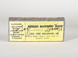 Noiseless Blackboard Eraser, Auktion 1044 Los 31, Van Ham ONLINE ONLY | Joseph...