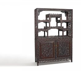 Zweiteilige Etagere, Auktion 446 Los 191, Van Ham Asian Art (28.05.2020)