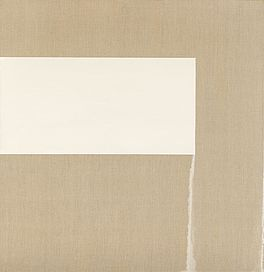 Exposed painting - Titanium white, Auktion 372 Los 197, Van Ham Moderne und...