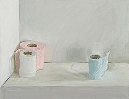 """Toilet Rolls"", Auktion 1048 Los 55, Van Ham ONLINE ONLY 